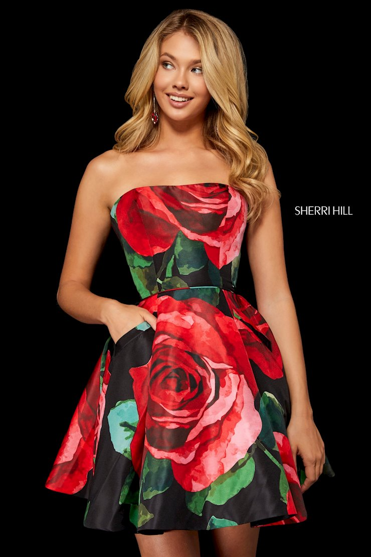 Sherri Hill 52267 Image