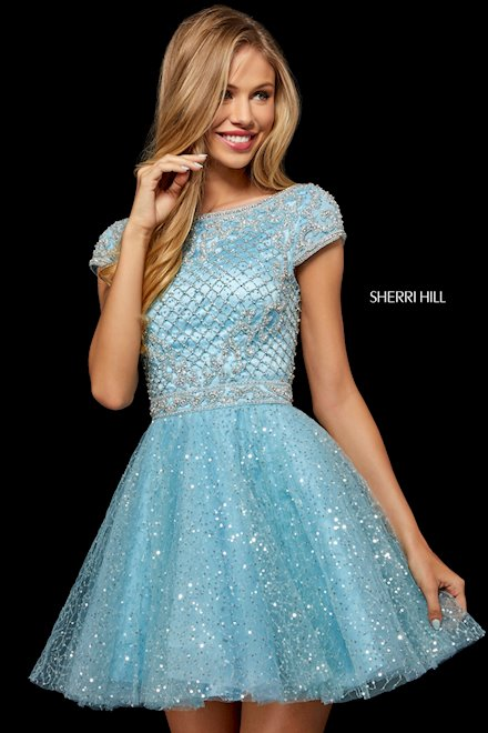 Sherri Hill Homecoming Dresses  00016e895