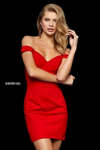 Sherri Hill Sherri Hill Style #52297