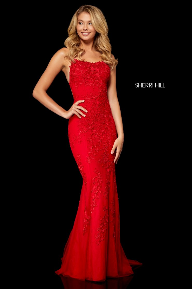 Sherri Hill Style #52338 Image