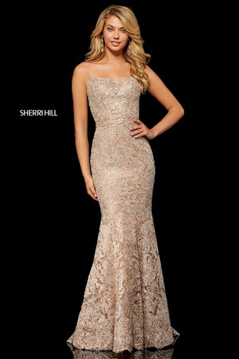 Sherri Hill Sherri Hill Style #52348