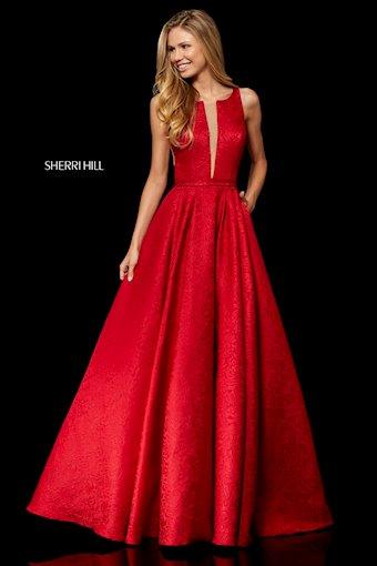Sherri Hill Sherri Hill Style #52349