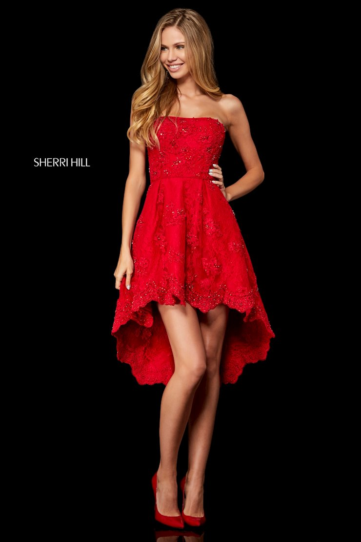 Sherri Hill Style #52400 Image