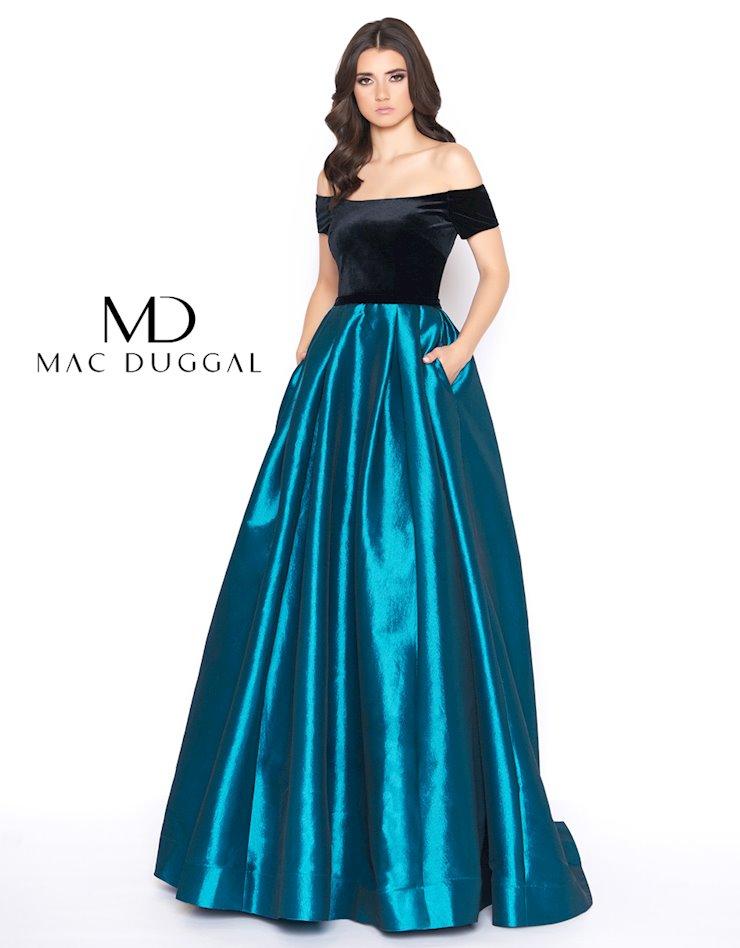 Mac Duggal Style #12062D