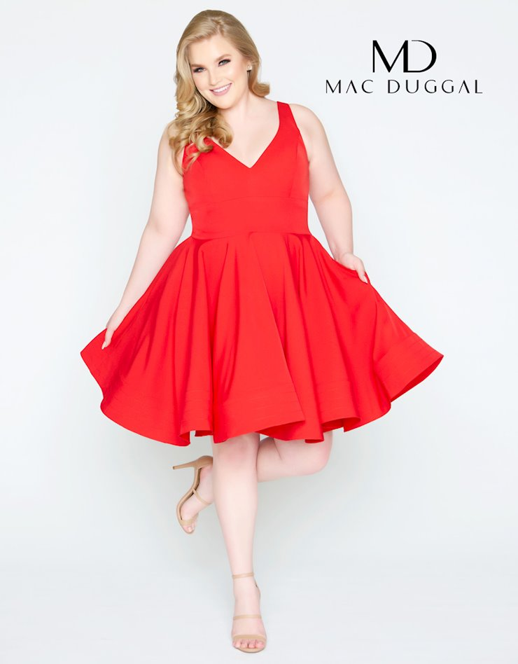 Fabulouss by Mac Duggal 48771F Image