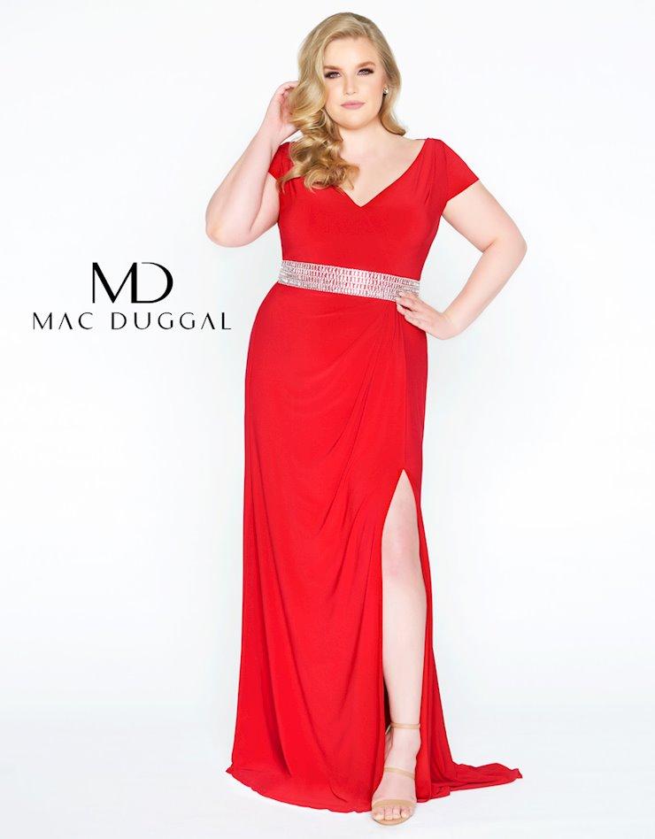 Mac Duggal 67604F