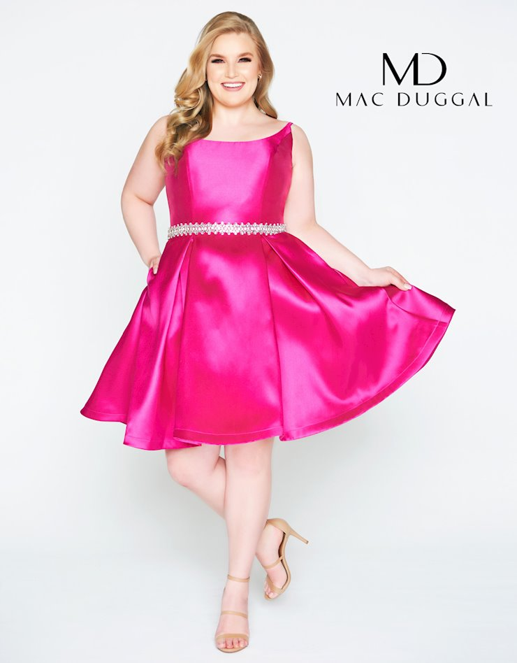 Fabulouss by Mac Duggal 67605F