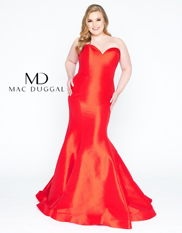 Fabulouss by Mac Duggal 67606F Image