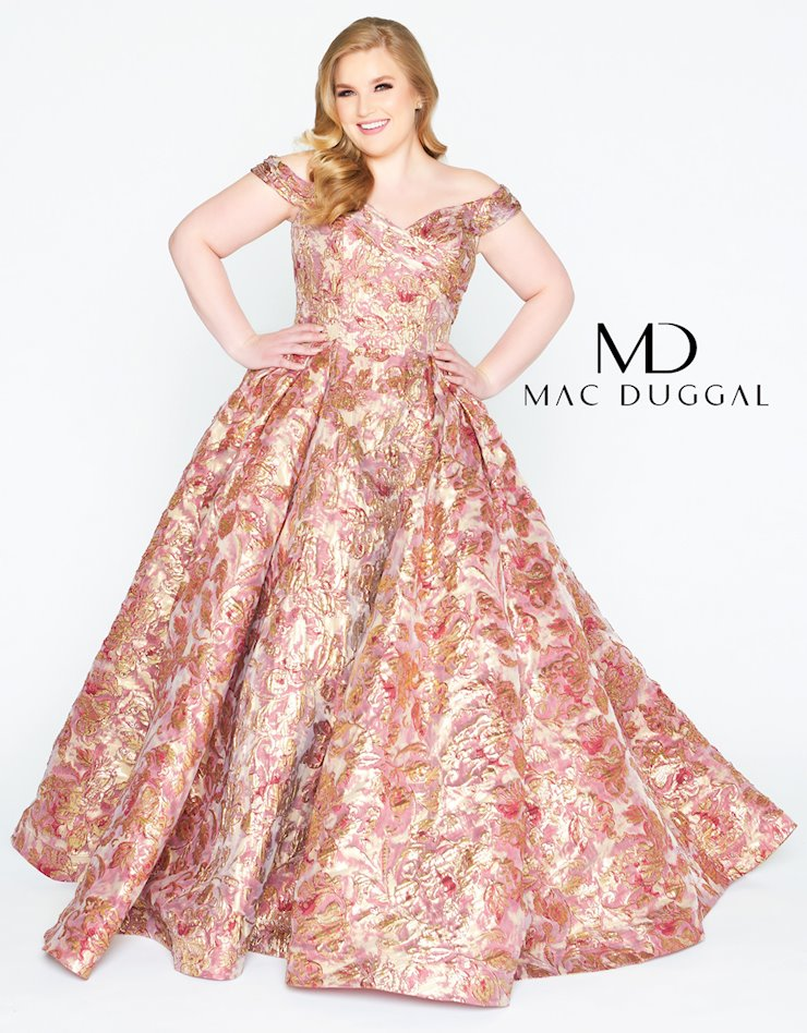 Fabulouss by Mac Duggal 67613F