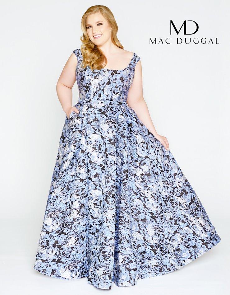 Mac Duggal 77475F