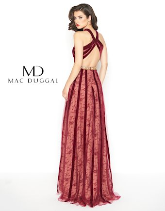 Mac Duggal Style #40876R