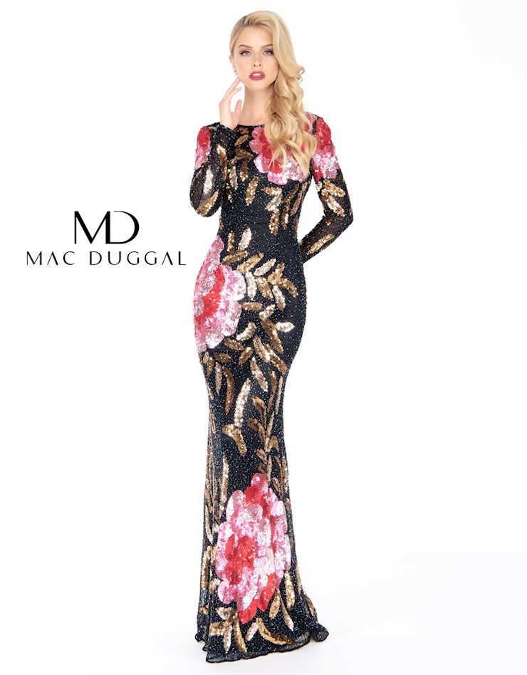 Mac Duggal 4566R
