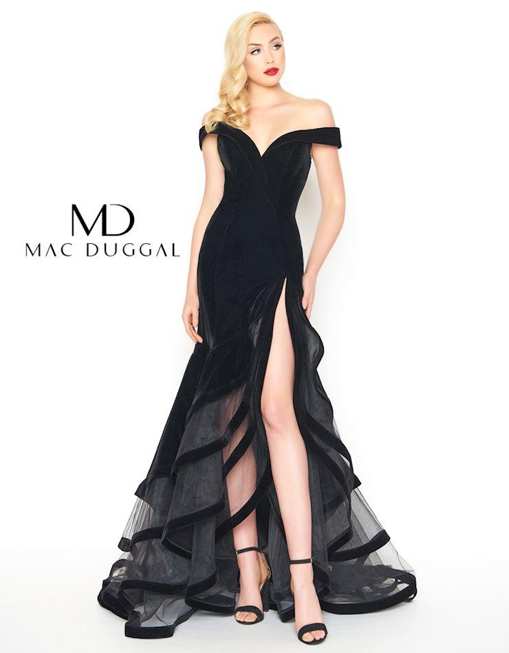 Mac Duggal 66586R Image