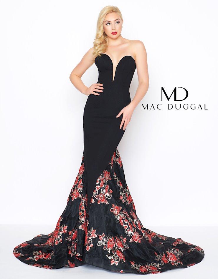 Mac Duggal 67673R Image
