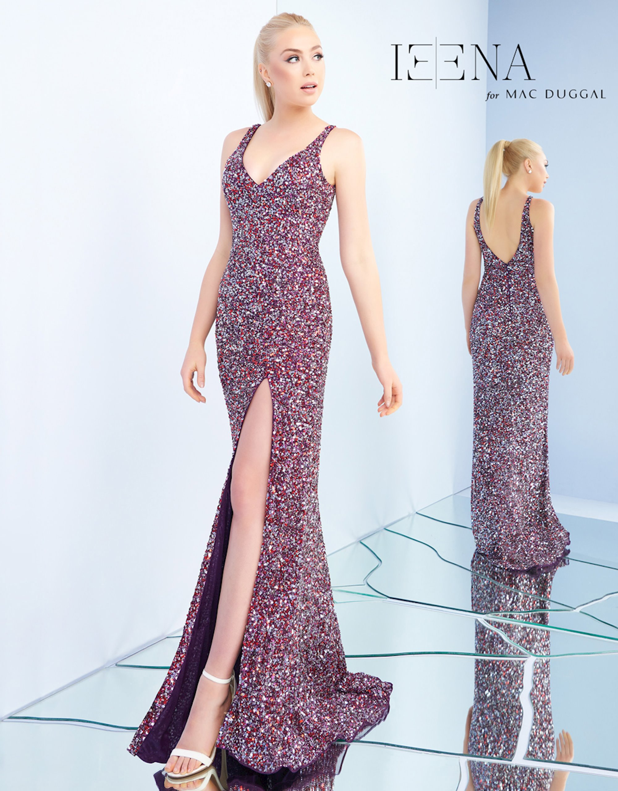 e262937c8a Ieena Fall 2018 by Ieena by Mac Duggal 1068i