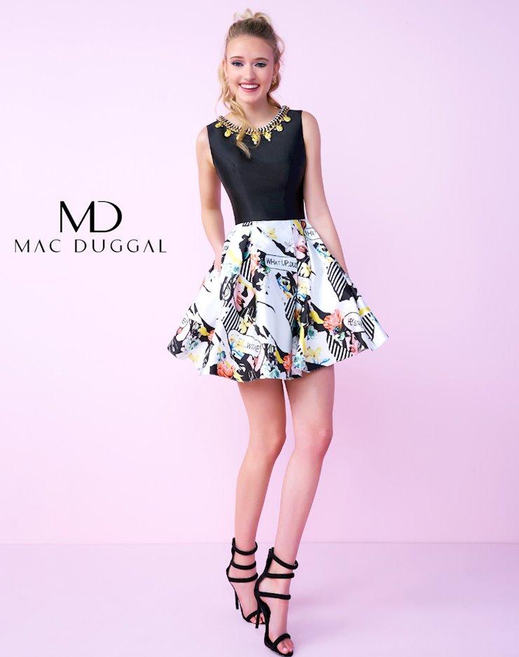 Mac Duggal Style #30483N