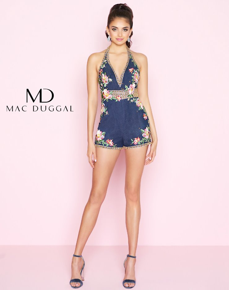 Mac Duggal 40856N Image