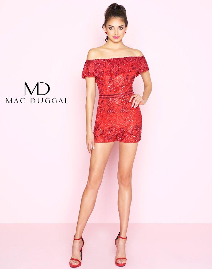Mac Duggal Style #4745N