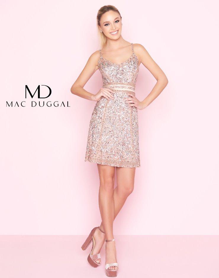 Mac Duggal Style #4746N