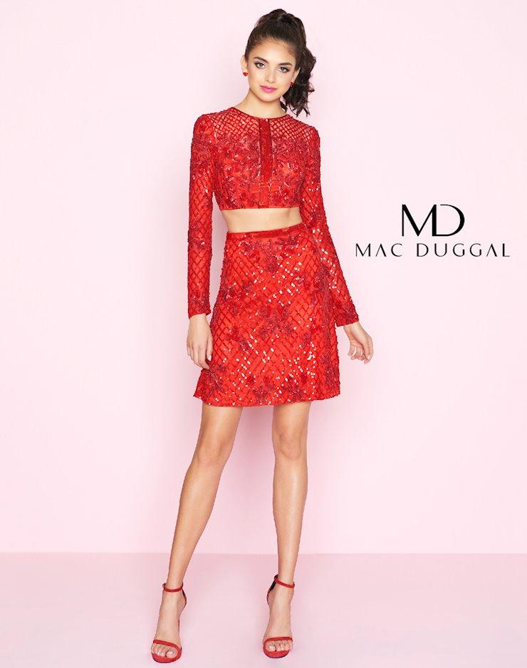 Mac Duggal Style #4748N