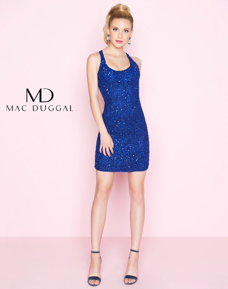 Mac Duggal Style #4749N