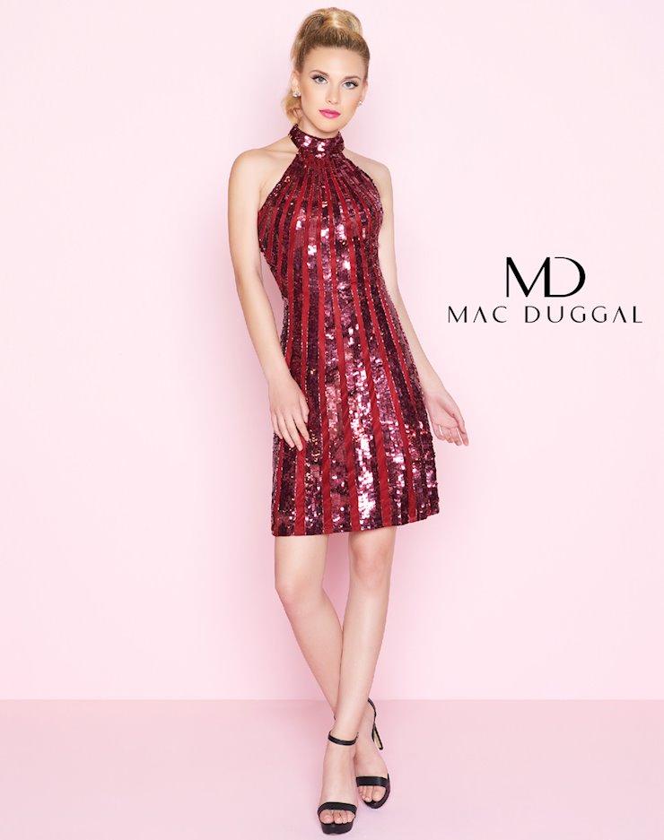 Mac Duggal Style #4758N