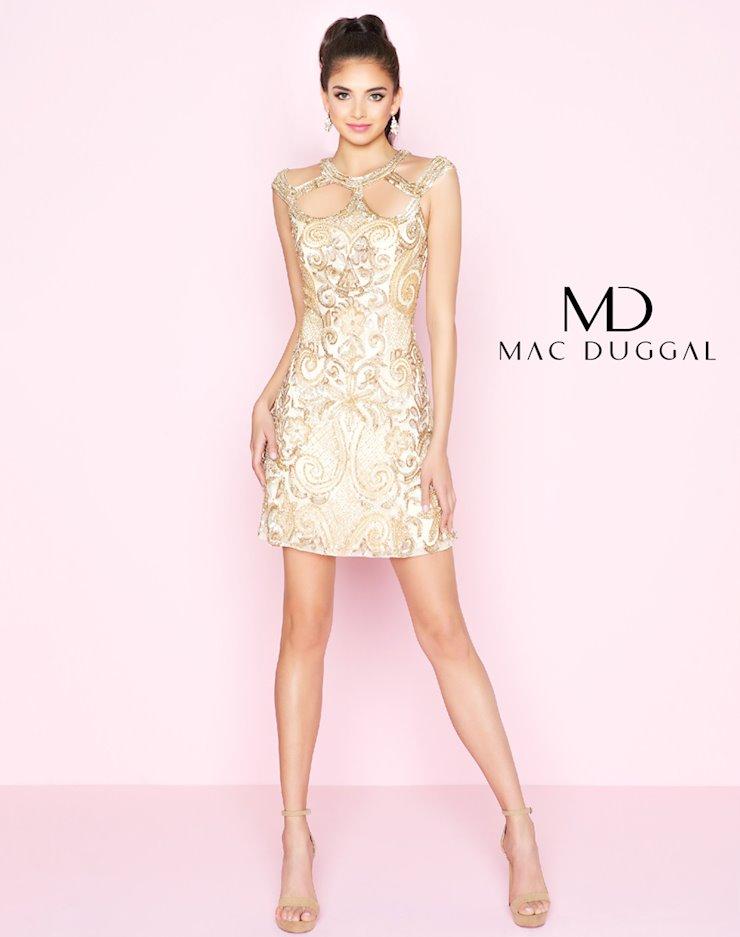 Mac Duggal Style #4759N