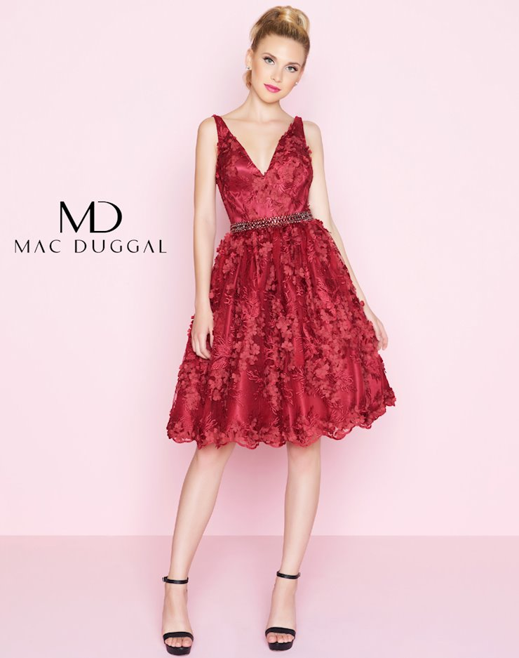 Mac Duggal 66756N Image