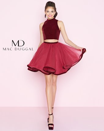 Mac Duggal 67642N