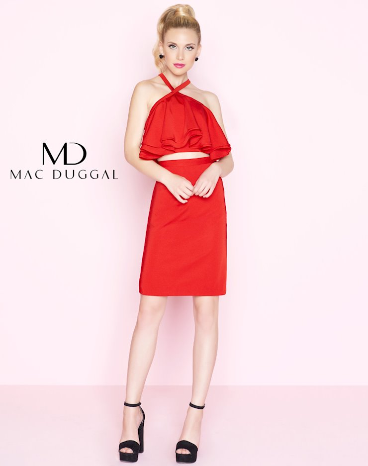 Mac Duggal 67646N Image