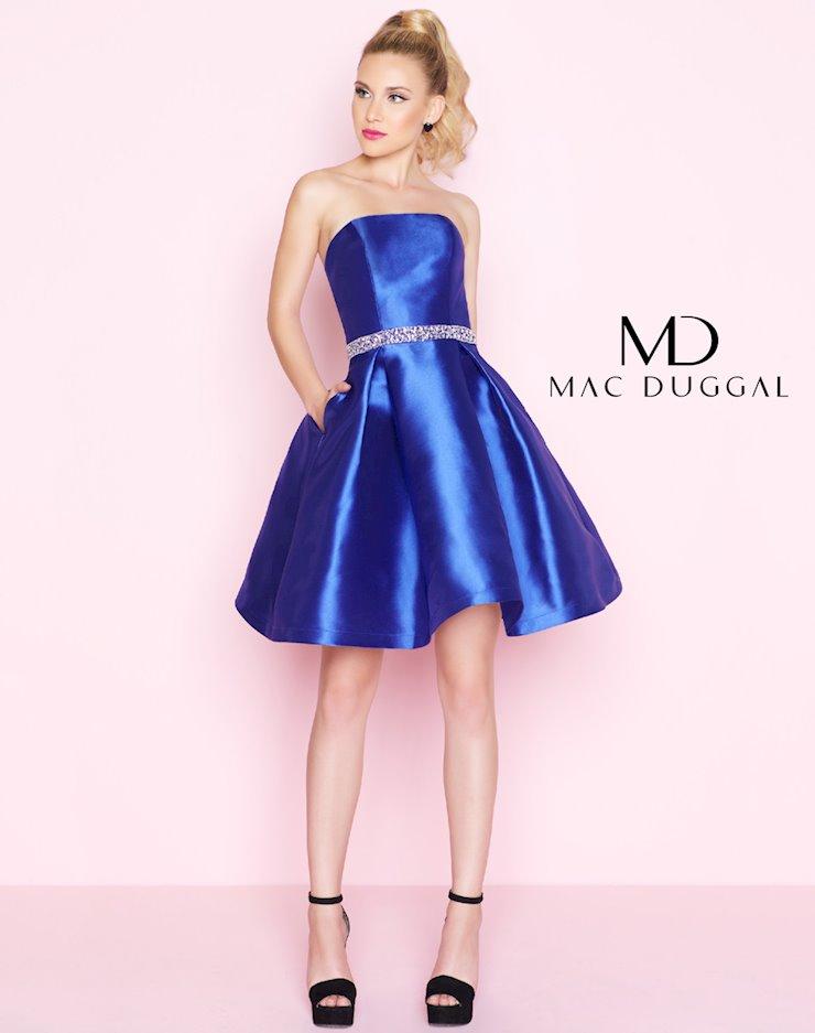 Mac Duggal 67652N Image