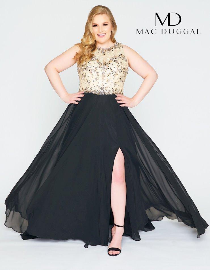 Fabulouss by Mac Duggal 77372F