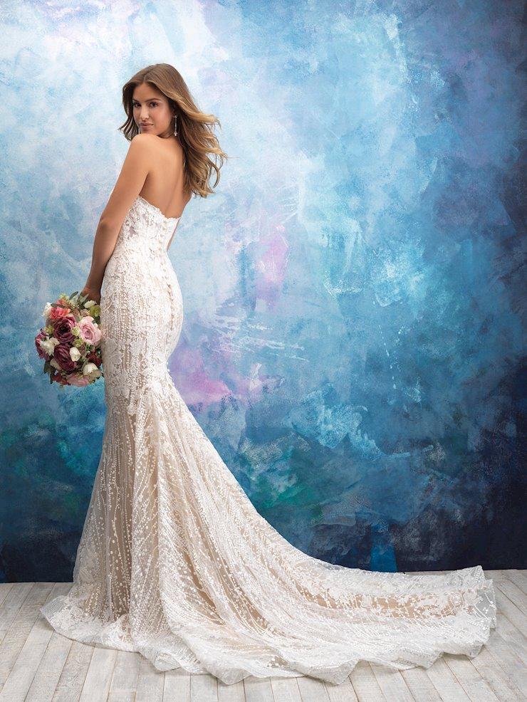Allure Bridals 9550 Image