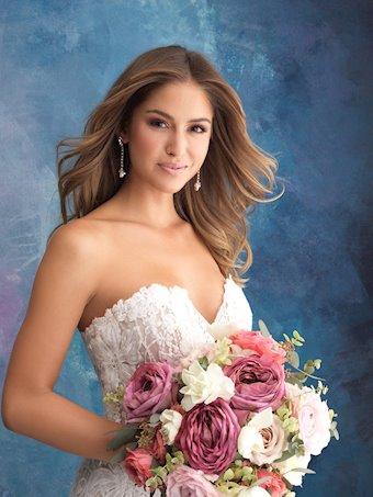 Allure Bridals 9550