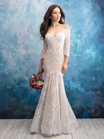 Allure Bridals Style #9551