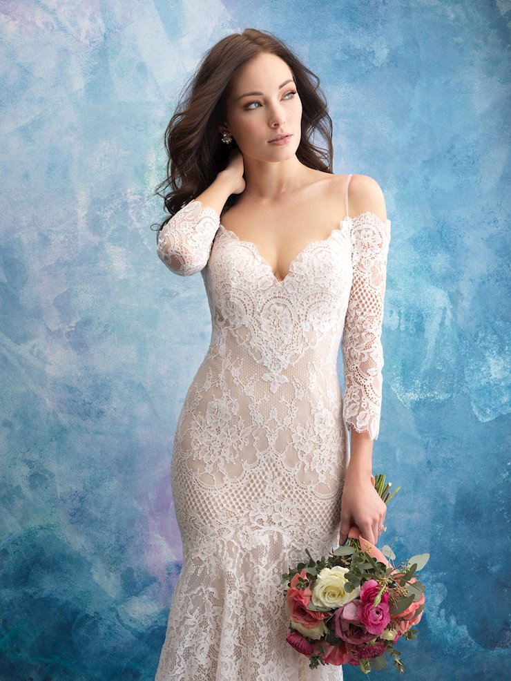 Allure Bridals 9551 Image