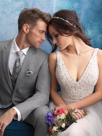 Allure Bridals 9552