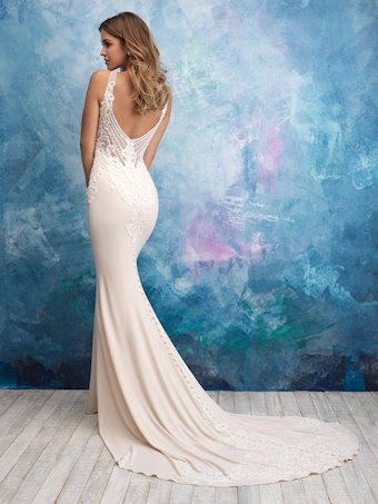 Allure Bridals Style #9554