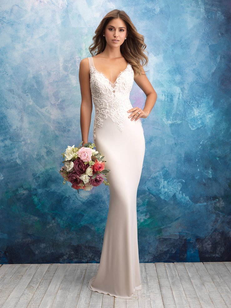Allure Bridals 9554 Image