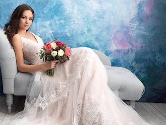 Allure Bridals 9555