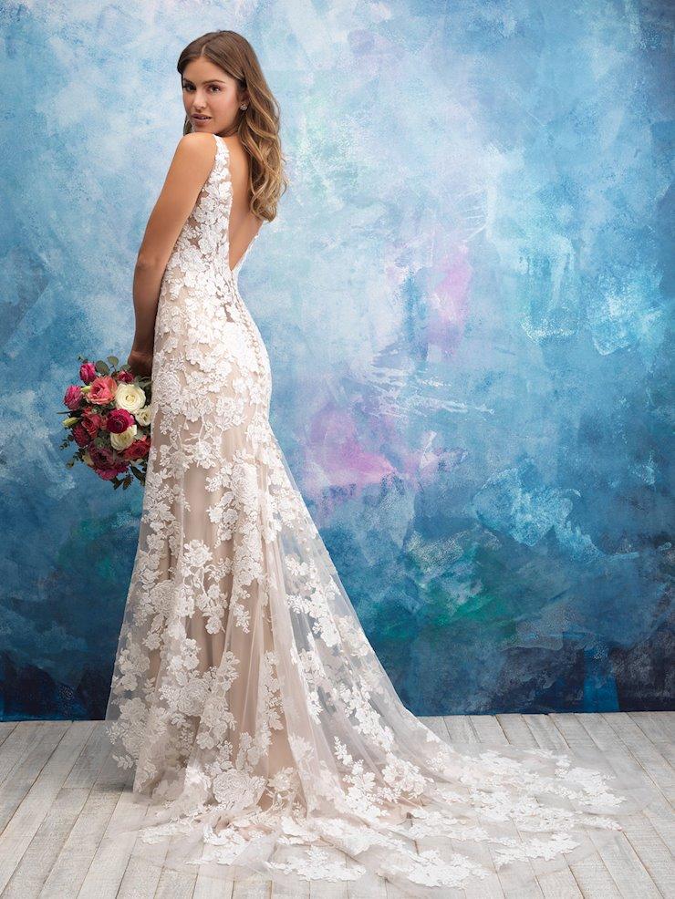 Allure Bridals 9556