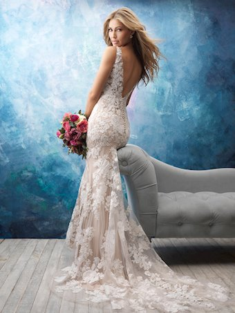 Allure Bridals Style #9556
