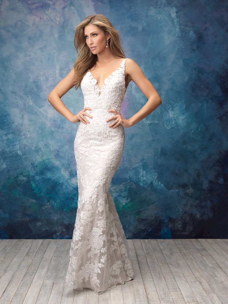 Allure Bridals 9556 Image