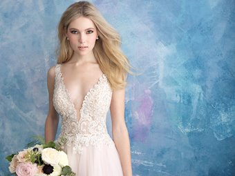 Allure Bridals Style #9557