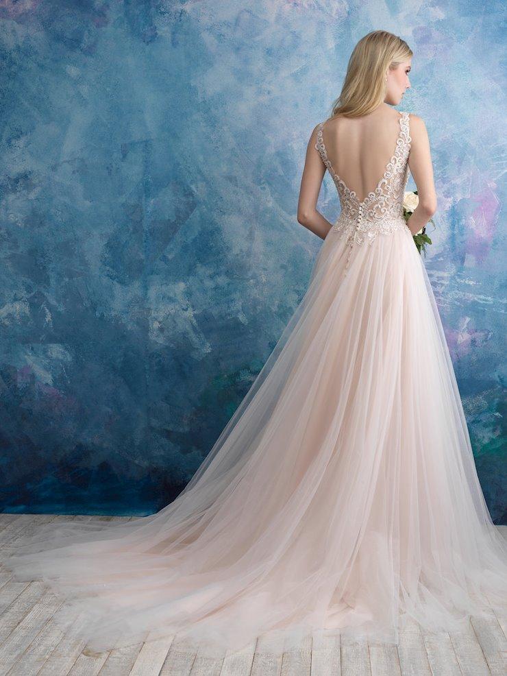 Allure Bridals 9557