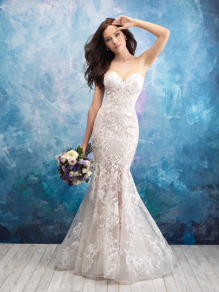 Allure Bridals 9560 Image