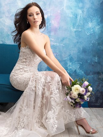Allure Bridals Style #9560
