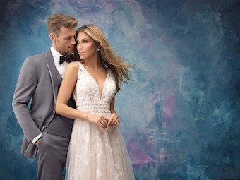 Allure Bridals 9561