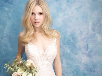 Allure Bridals Style #9562