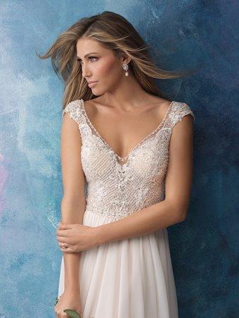 Allure Bridals 9563